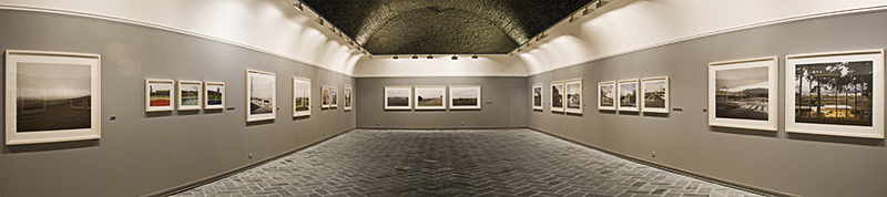 Exposición Séptimo cielo. Sala Polvorin, Ciudadela de Pamplona